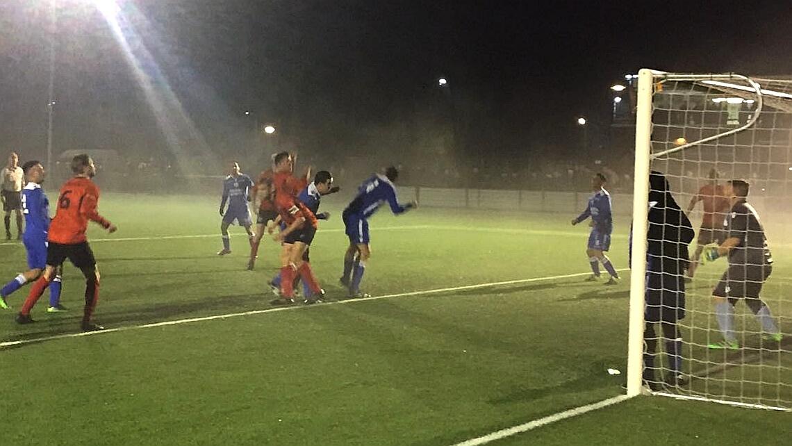 United - Hillegom - Voetbal in Haarlem