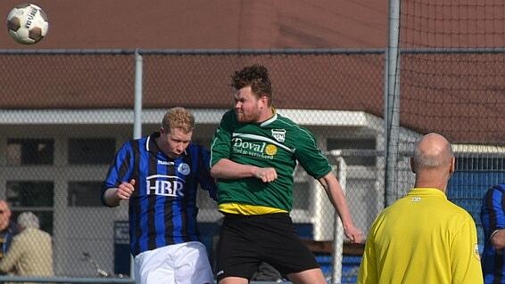 RCH - BSM - Voetbal in Haarlem