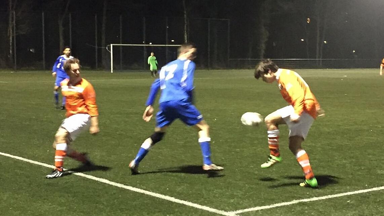 United/DAVO - Bloemendaal - Voetbal in Haarlem