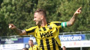 Donny Verdam - Voetbal in Haarlem