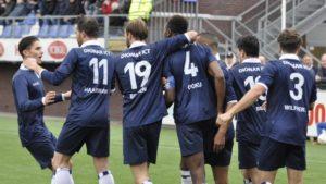 Spakenburg - HFC - Voetbal in Haarlem