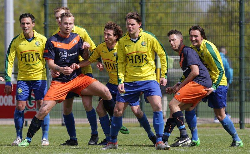 VVC - Zandvoort - Voetbal in Haarlem