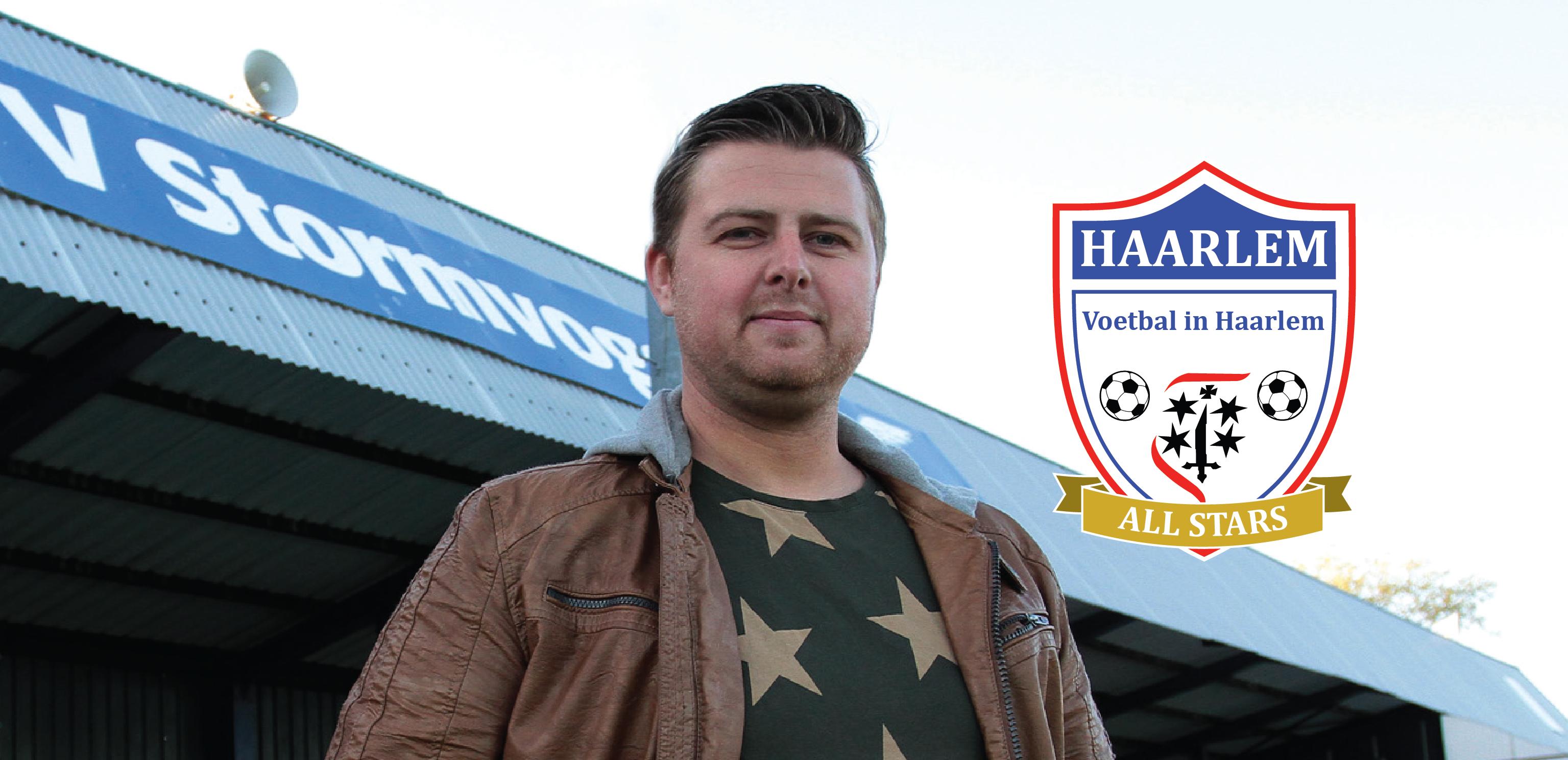 All Stars Ebbeling - Voetbal in Haarlem