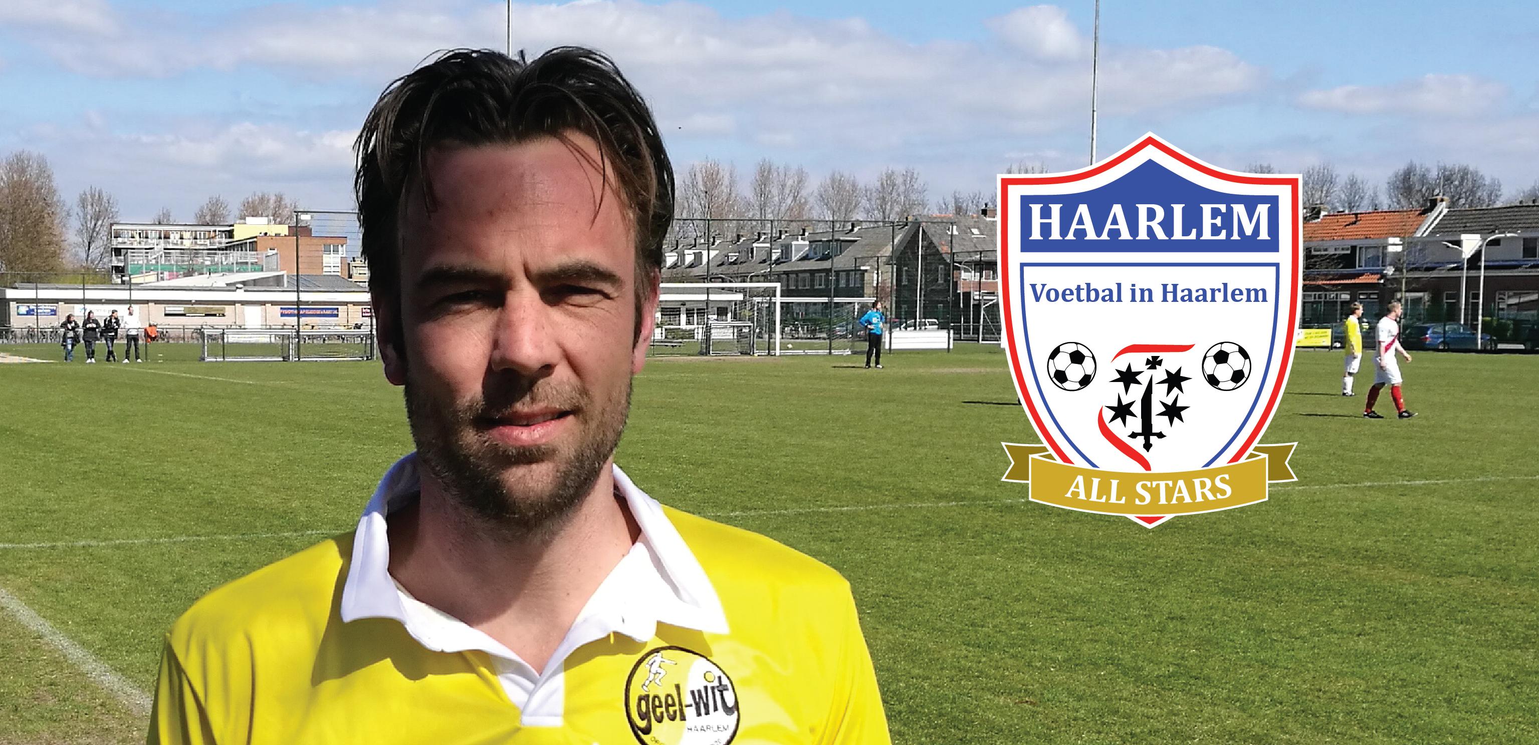 Ted Pauw - Voetbal in Haarlem