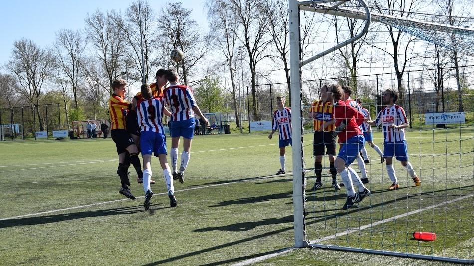 VVH - Martinus - Voetbal in Haarlem