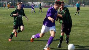 Alliance - Spaarnwoude - Voetbal in Haarlem