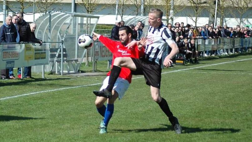 IJmuiden - Hoofddorp - Voetbal in Haarlem