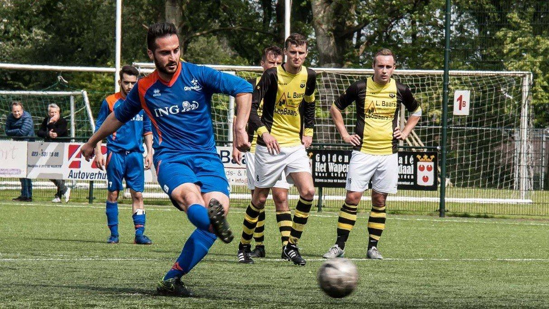 Schoten - Olympia - Voetbal in Haarlem