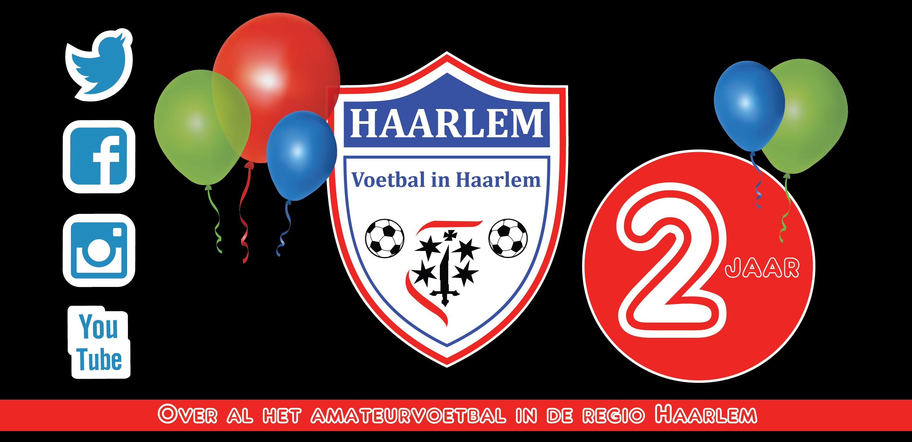 2 jaar - Voetbal in Haarlem