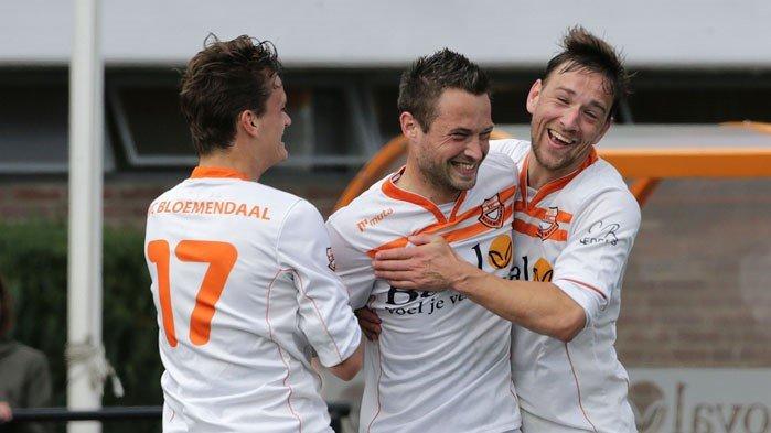Bloemendaal - VVH - Voetbal in Haarlem
