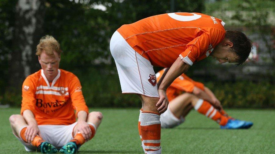 Arsenal - Bloemendaal - Voetbal in Haarlem