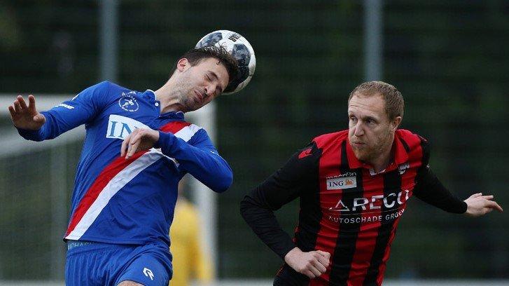 EDO - Goes - Voetbal in Haarlem