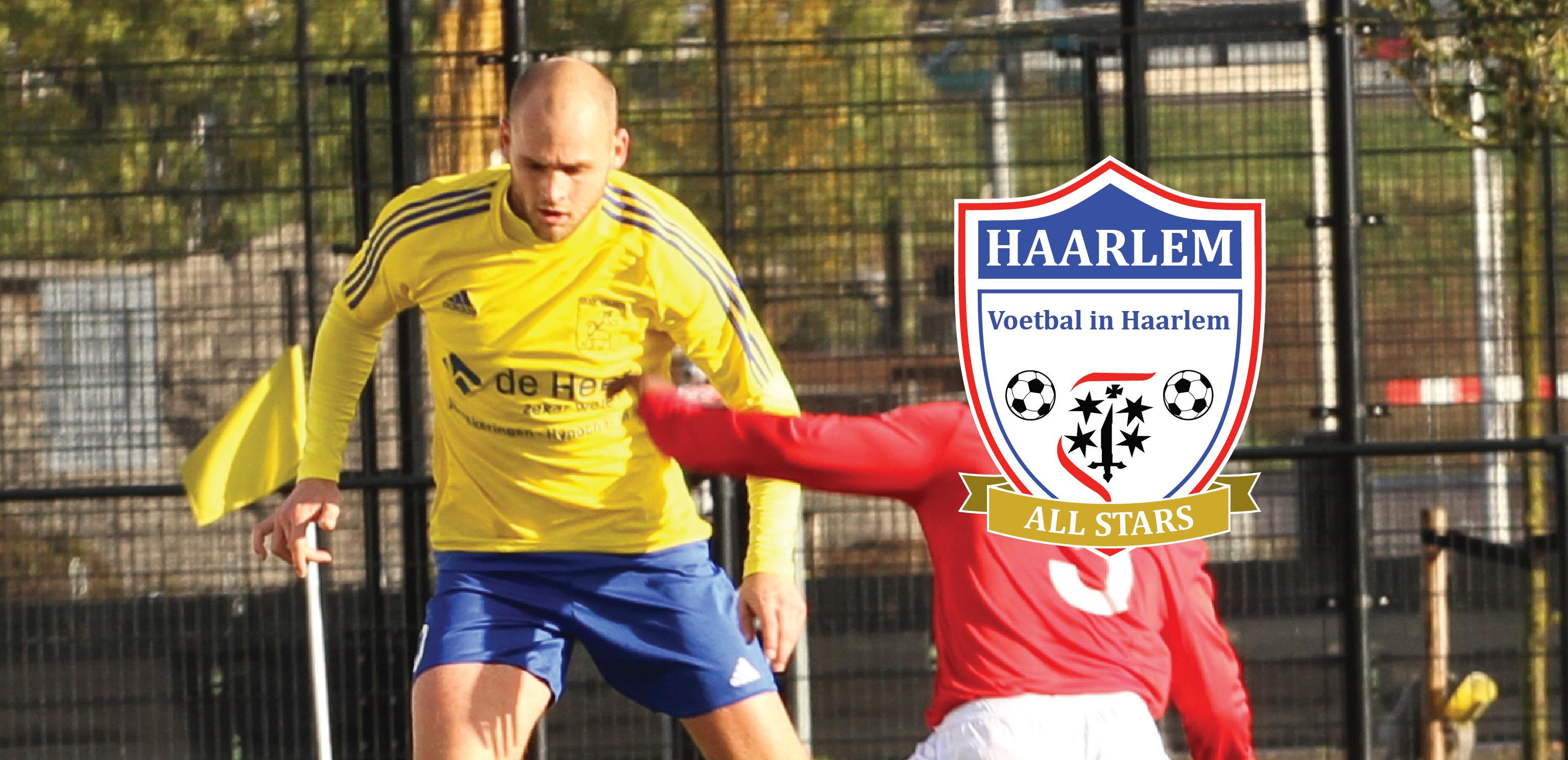 All Stars Groenewoud - Voetbal in Haarlem