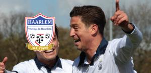 Gertjan Tamerus - Voetbal in Haarlem