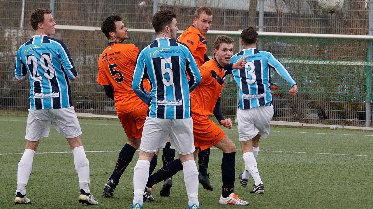 UNO - Voetbal in Haarlem