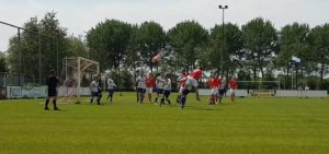 VSV - Hillegom - Voetbal in Haarlem