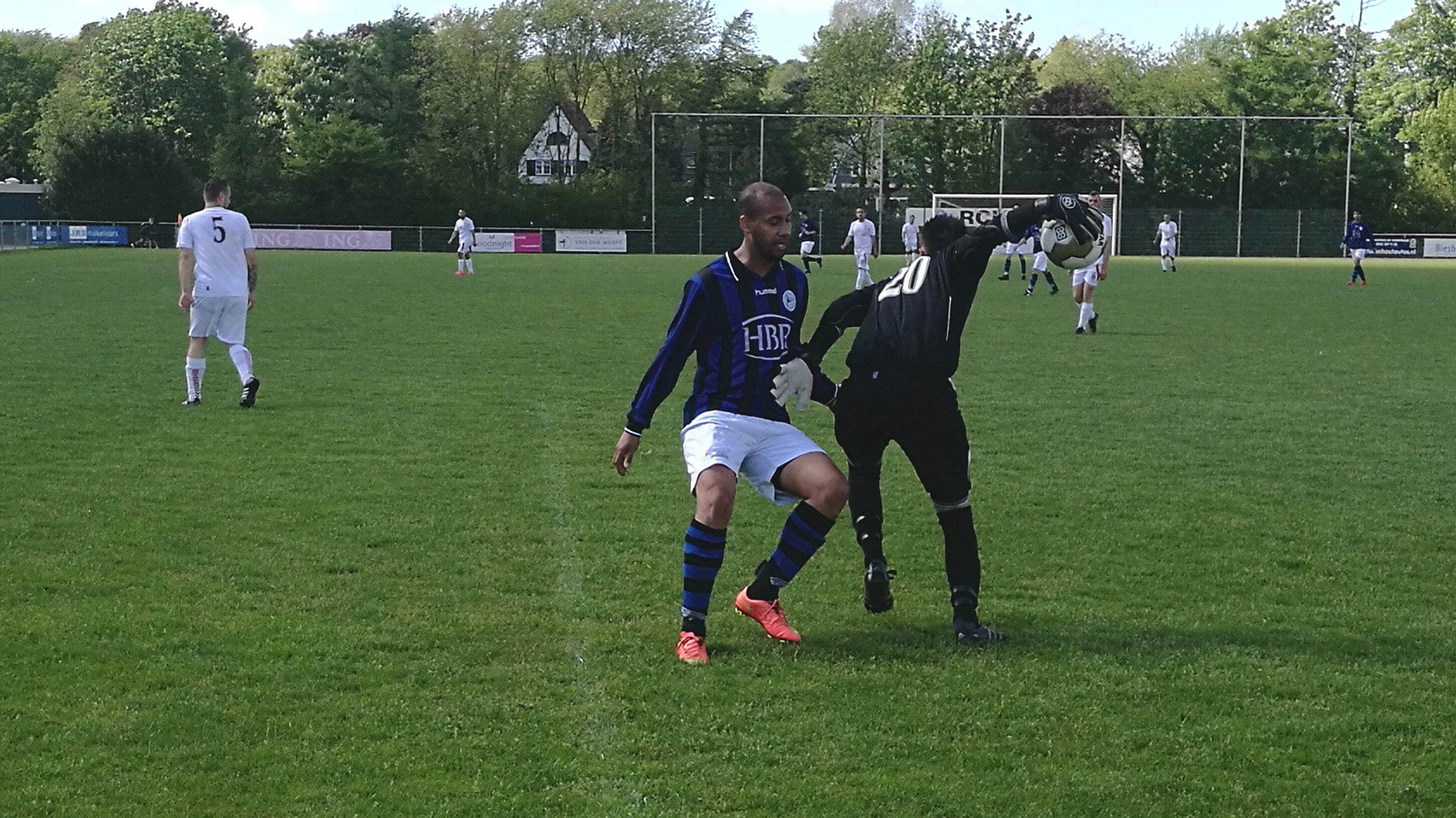 RCH - DIO - Voetbal in Haarlem