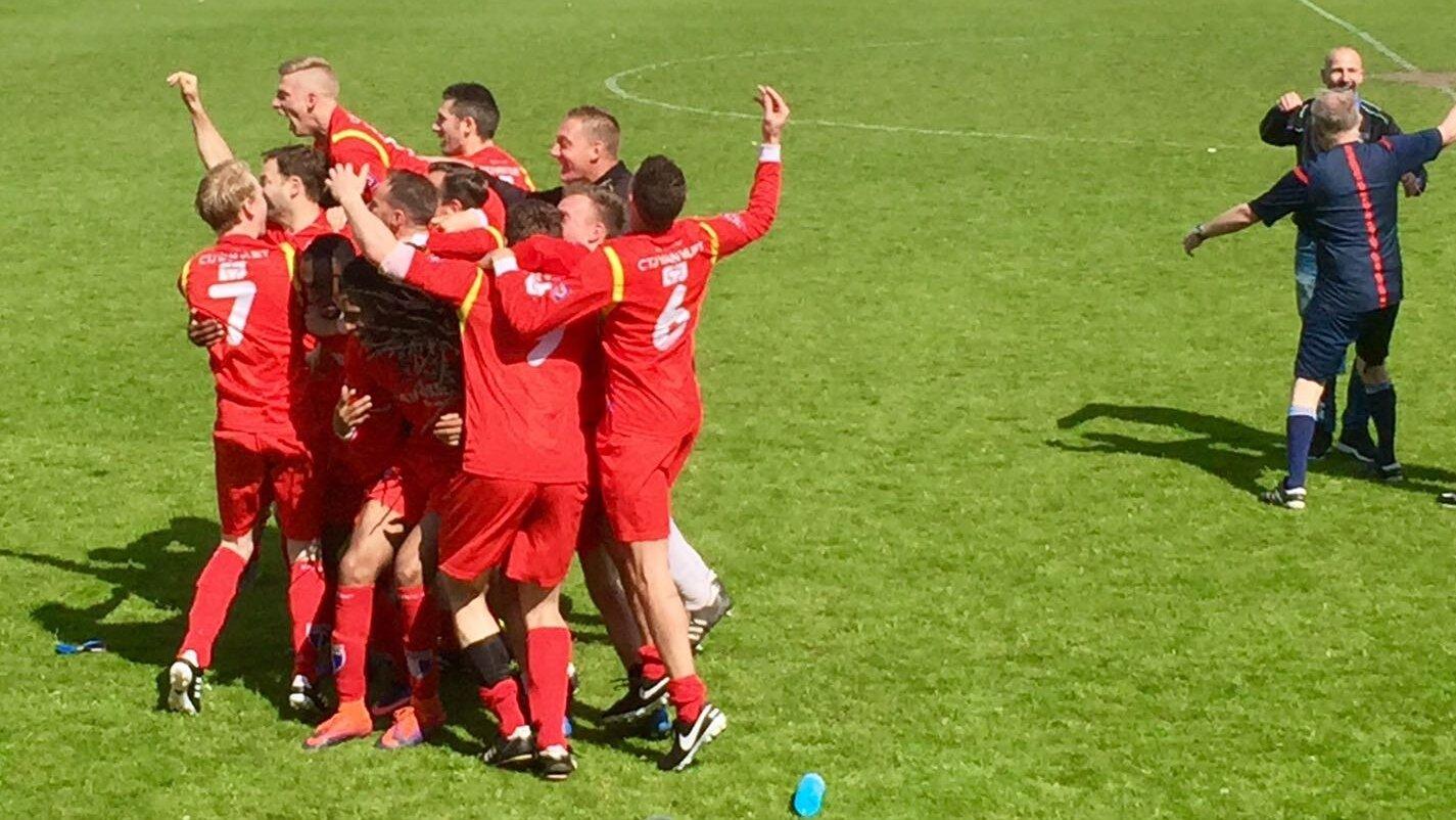 Olympia - Weesp - Voetbal in Haarlem