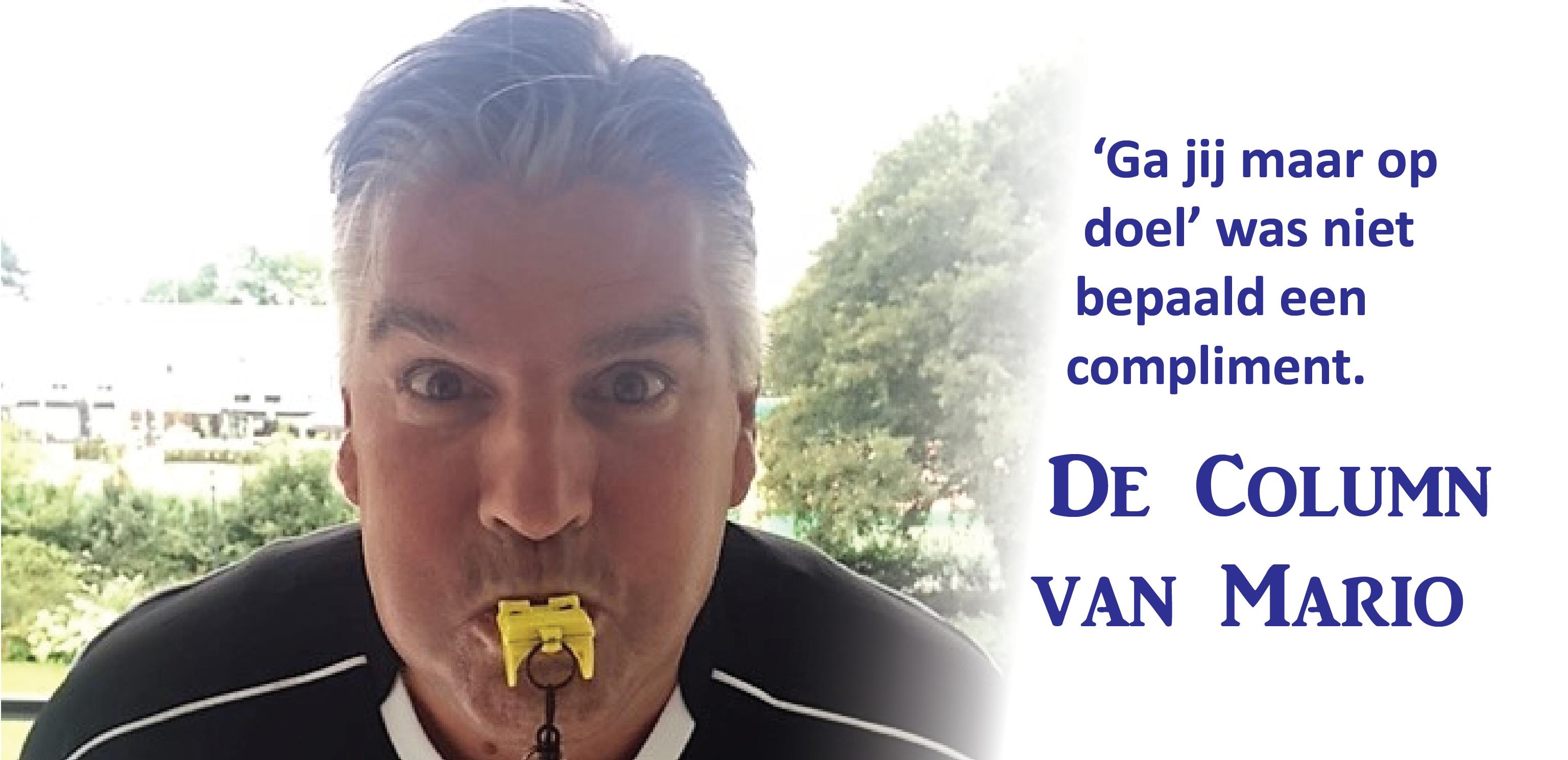 Mario - Voetbal in Haarlem