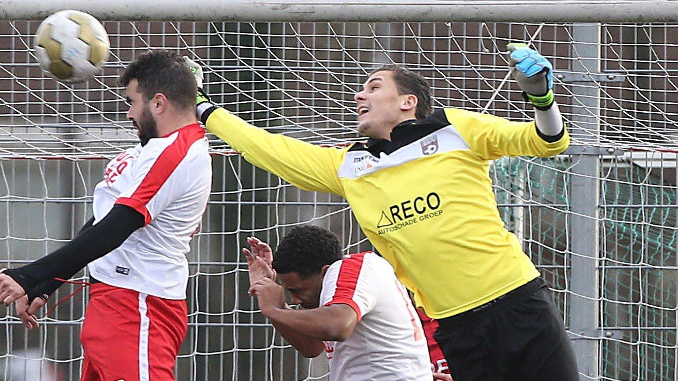 Virgil Deen - Voetbal in Haarlem