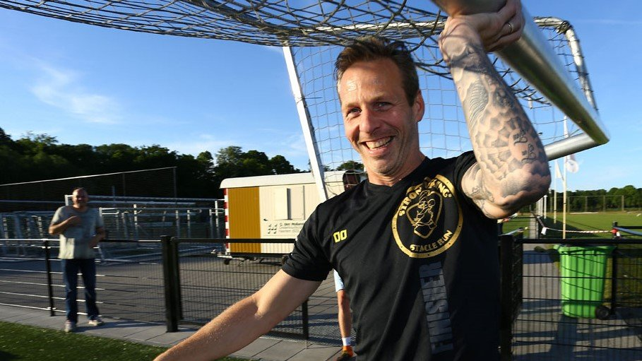 Rick Olthof - Voetbal in Haarlem