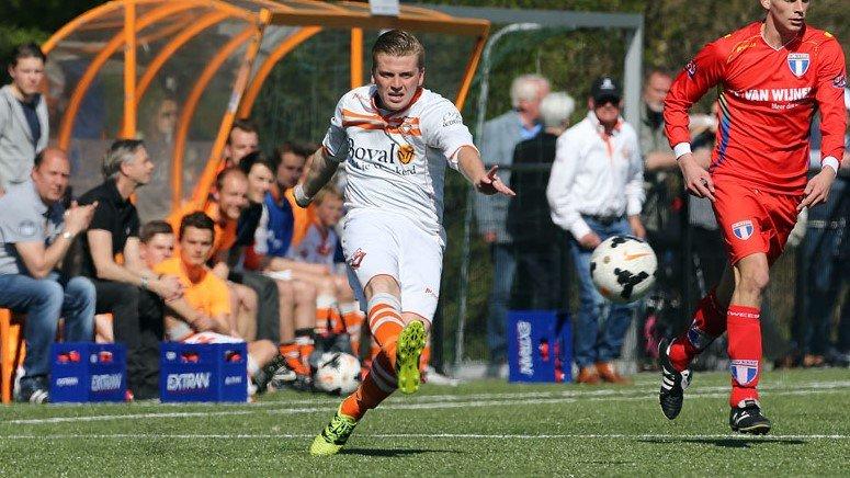 Sam Ras - Voetbal in Haarlem