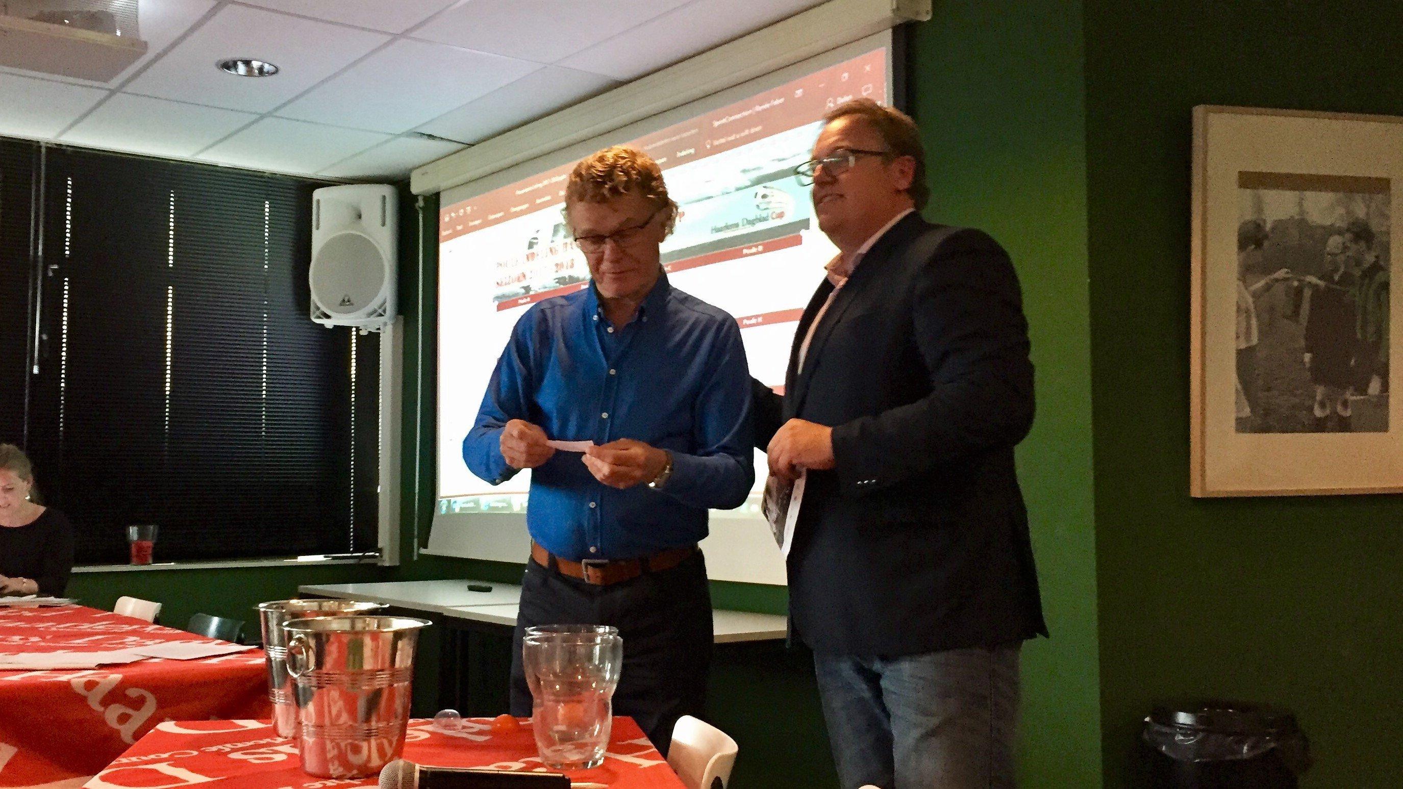 HD Cup - Voetbal in Haarlem