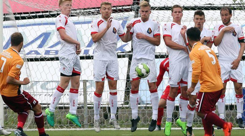 Telstar - Achilles '29 - Voetbal in Haarlem