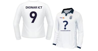Shirt HFC - Voetbal in Haarlem