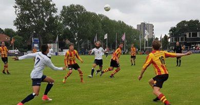 Koninklijke HFC - Ter Leede - Voetbal in Haarlem