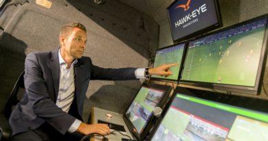 Videoscheidsrechter - Voetbal in Haarlem