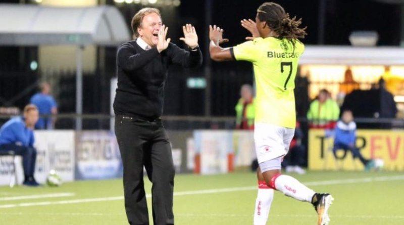 Eindhoven-Telstar-Jupiler-League-Voetbal-in-Haarlem