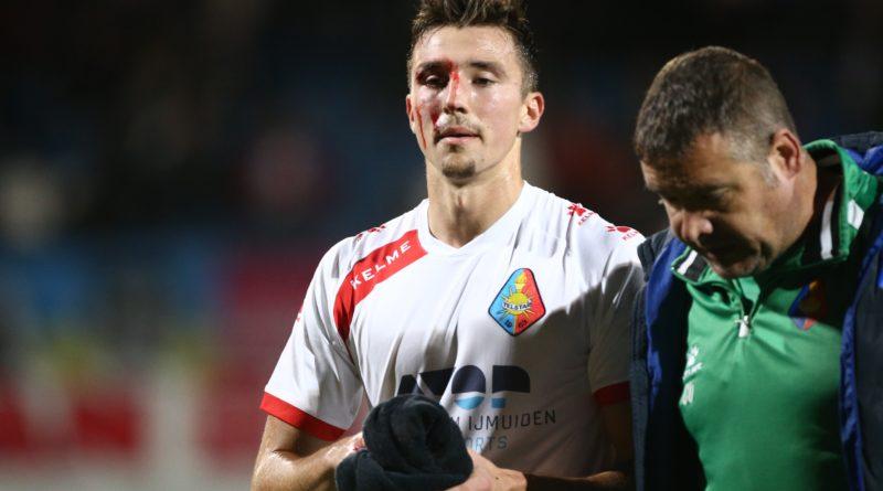 Telstar-Fortuna-Sittard-Voetbal-in-Haarlem