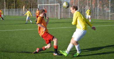 Haarlem-Kennemerland-Geel-Wit-Voetbal-in-Haarlem