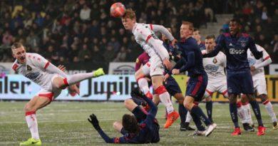 Telstar-Jong-Ajax-Voetbal-in-Haarlem