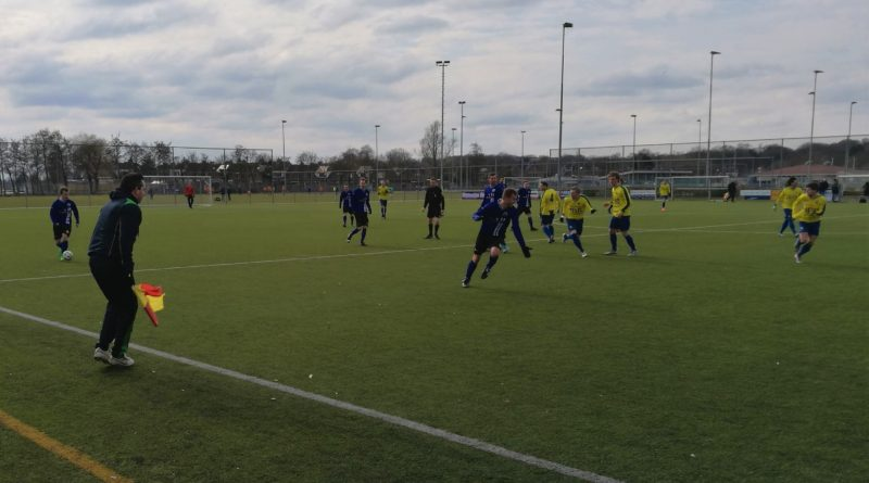 VEW-Zandvoort-Voetbal-in-Haarlem