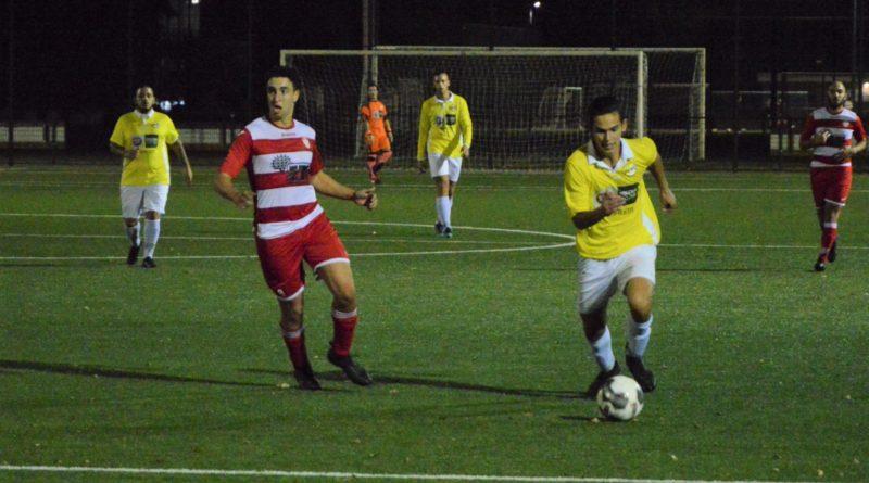 Geel-Wit-HYS-O23-Cup-Voetbal-in-Haarlem