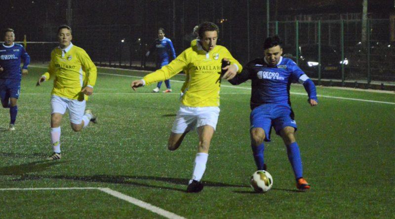 Geel-Wit-UnitedDAVO-Voetbal-in-Haarlem