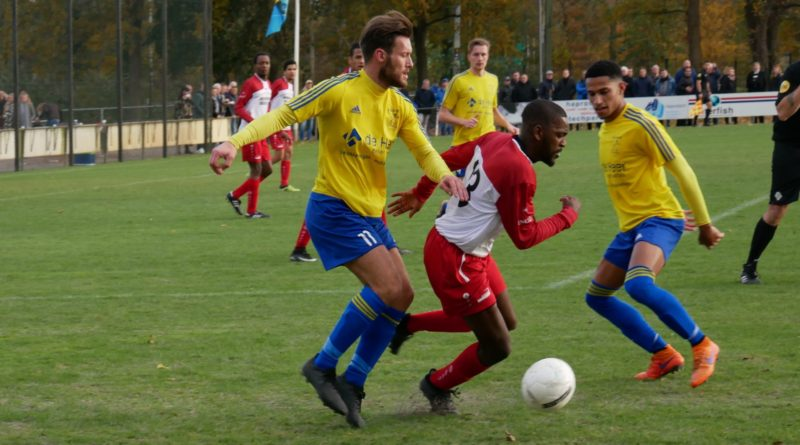 Velsen-DSOV-Voetbal-in-Haarlem