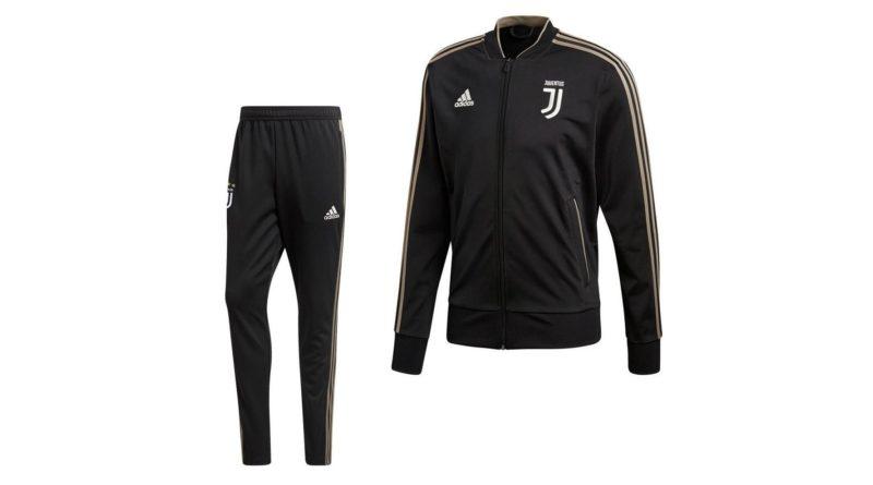 Juventus-trainingspak-Voetbal-in-Haarlem