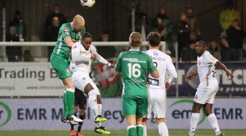 Telstar-Dordrecht-Voetbal-in-Haarlem