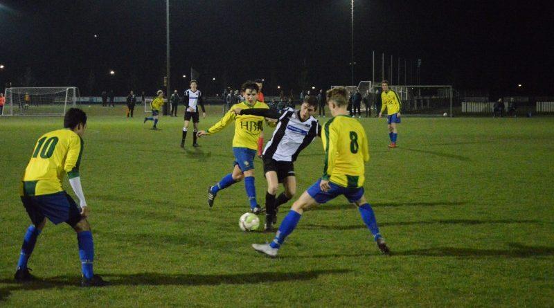 ijmuiden-zandvoort-O23-cup-voetbal-in-haarlem