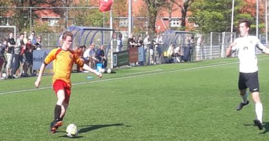 haarlem-kennemerland-vogelenzang-voetbal-in-haarlem