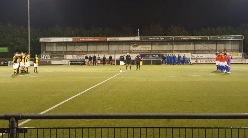 Doelpuntrijke avond ViH O-23 Cup