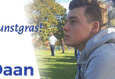 Daan's column: kunstgras, een verademing voor het amateurvoetbal
