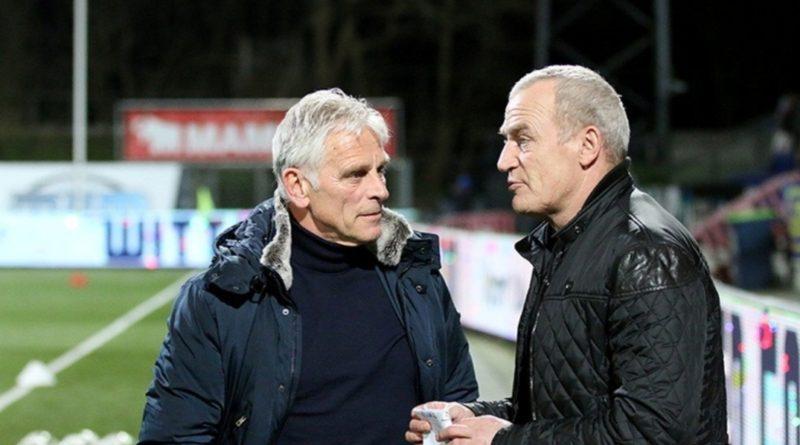 Jan Nederburgh nieuwe trainer Velsen