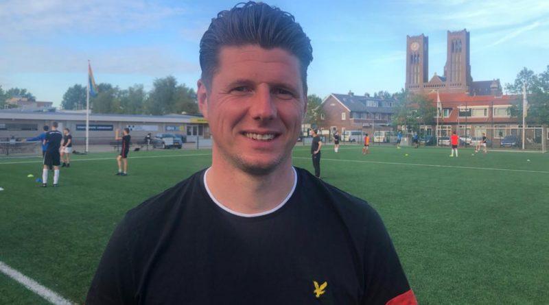 Sjoerd Hamann: van hoofdtrainer naar hoofd jeugdopleiding
