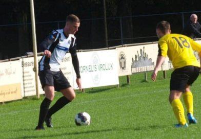 Mathijs Veldman verkiest DEM Onder-23 boven eerste elftal van IJmuiden