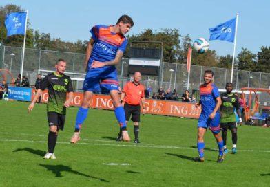 Olympia Haarlem begint seizoen met puntverlies in derby tegen United/DAVO