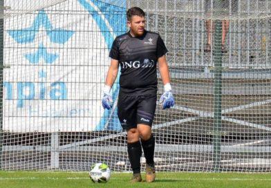 Ronald van der Giezen bezig aan laatste seizoen bij Olympia Haarlem
